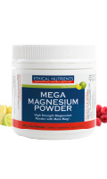 Ethical Nutrients Mega Magnesium Powder 200g Raspberry