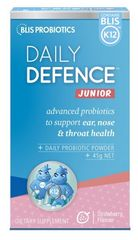 BLIS DailyDefence Junior with BLIS K12™ - Strawberry