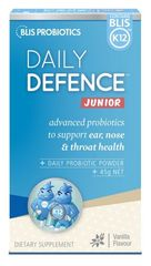 Blis DailyDefence Junior with BLIS K12™ - Vanilla