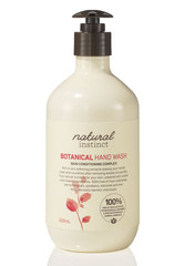 Natural Instinct Botanical Hand Wash 500ml