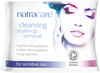 Natracare Wipes Cleansing Make Up Removal 20