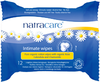 Natracare Wipes Intimate 12