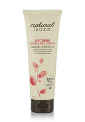 Natural Instinct Softening Hand And Nail Cream 125ml