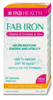 Fab Iron & Vitamin B Complex and Zinc 60 Capsules