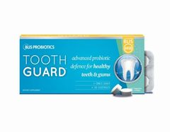 Blis ToothGuard with BLIS M18™ - Peppermint 30 lozenges