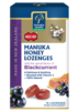 Manuka Health Honey Lozenges 65g Blackcurrant