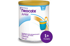 Neocate Junior Unflavoured 400g 1+ Years