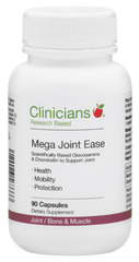 Clinicians Mega Joint Ease 90 capsules