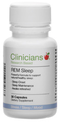 Clinicians REM Sleep 30 capsules
