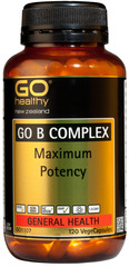 Go Healthy B Complex 120 capsules
