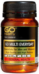 Go Healthy GO MULTI EVERYDAY 30 capsules