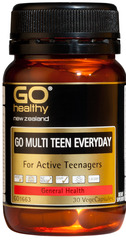 Go Healthy GO MULTI TEEN EVERYDAY 30 capsules