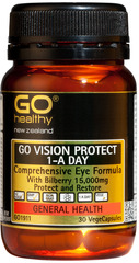 Go Healthy GO VISION PROTECT 1-A-DAY 30 capsules