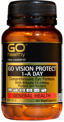 Go Healthy GO VISION PROTECT 1-A-DAY 60 capsules
