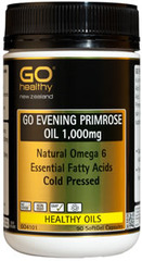 Go Healthy GO EVENING PRIMROSE OIL 1,000mg 90 capsules