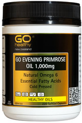 Go Healthy GO EVENING PRIMROSE OIL 1,000mg 220 capsules