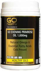 Go Healthy GO EVENING PRIMROSE OIL 1,000mg 440 capsules