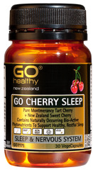Go Healthy GO CHERRY SLEEP 30 capsules