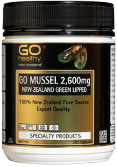 Go Healthy GO MUSSEL 2,600mg 300 capsules