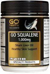 Go Healthy GO SQUALENE 1,000mg 180 capsules