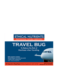 Inner Health Travel Bug 30 Capsules