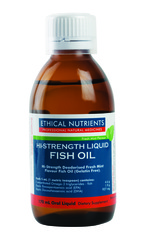 Ethical Nutrients Hi-Strength Liquid Fish Oil (Fresh Mint) 170 ml