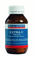 Ethical Nutrients Extra C Tablets 60 Tablets