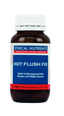 Ethical Nutrients Hot Flush Fix 60 Tablets