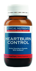 Ethical Nutrients Heartburn Control 60 Capsules