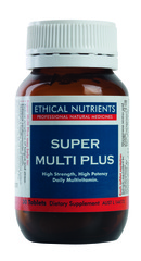 Ethical Nutrients Super Multi Plus 30 Tablets