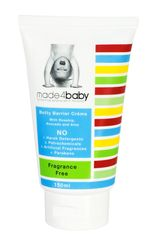 MADE4BABY Barrier Cream 150ml Fragrance Free