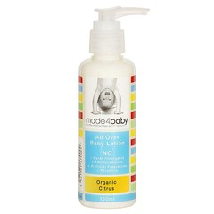 MADE4BABY Lotion 150ml Organic Citrus