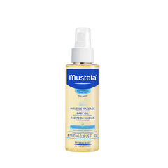 Mustela Baby Oil for Massage 100ml