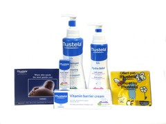 Mustela Essential Nursery Pack