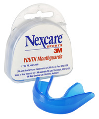 NEXCARE YOUTH MOUTH GUARD ASSORTED COLOURS
