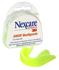NEXCARE JUNIOR MOUTH GUARD ASSORTED COLOURS