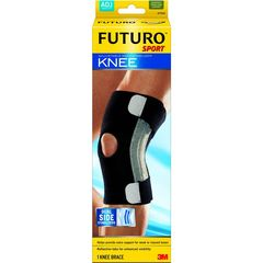 FUTURO SPORT ADJ THERMAL KNEE STABILITY