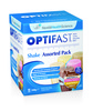 OPTIFAST VLCD SHAKE SACHET ASSORTED 10x54g