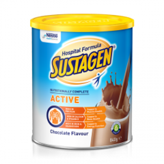 SUSTAGEN HOSPITAL FORMULA ACTIVE 840g Chocolate