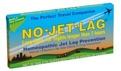 No Jet Lag 32 Tablets