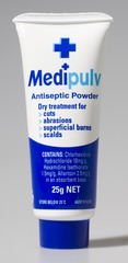 Medipulv Powder 25g