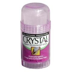 Crystal Body Deodorant Stick 120g