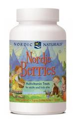 Nordic Naturals Nordic Berries Multivitamin 120 Gummies
