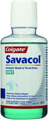 Colgate Savacol Rinse Mint 300ml