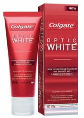 Colgate Optic White Toothpaste 110g
