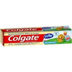 Colgate My First Toothpaste 45g