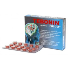 Tebonin 30 Tablets