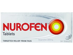 Nurofen 24 tablets