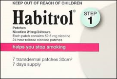 Habitrol 21mg/hr Nicotine 7 patches