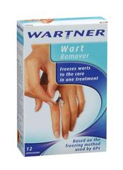 Wartner Wart Remover 12 applications
